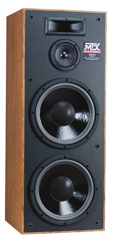Aal212 3 way tower party speaker mtx audio serious for 12 inch floor speakers