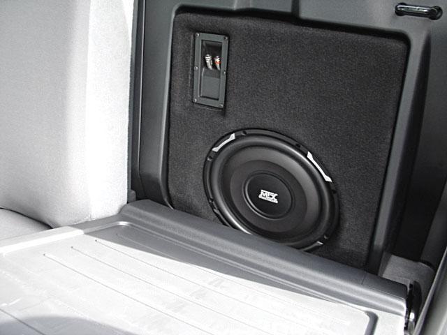 Toyota Tacoma Double Cab 2005 2015 Thunderform Custom Amplified