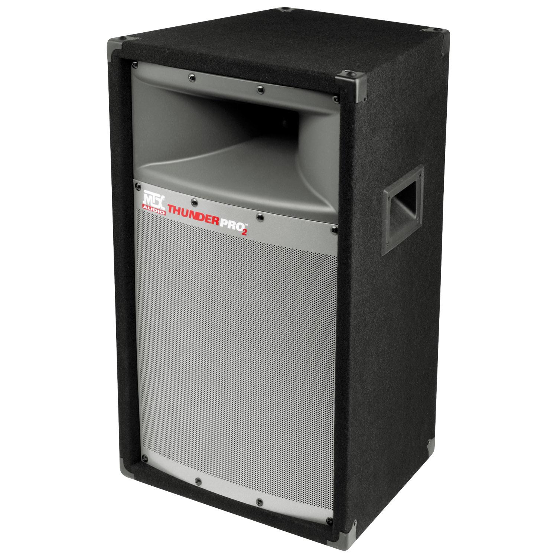 Tp1200 12 Quot Thunderpro Full Range Cabinet Dj Speaker Mtx