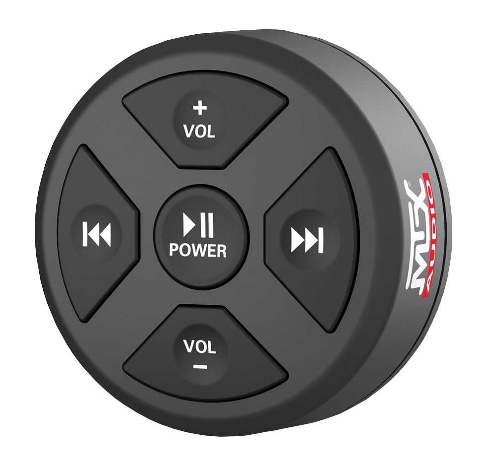 MUDBTRC Universal Bluetooth Receiver and Remote Control | MTX Audio ...