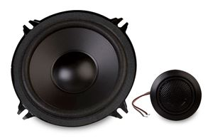 "Picture of 5.25"" 2-Way 35-Watt RMS 4Ω Component Speaker Pair"