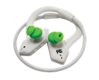 MVASBBT1G Margaritaville Audio Sports Buds Inside