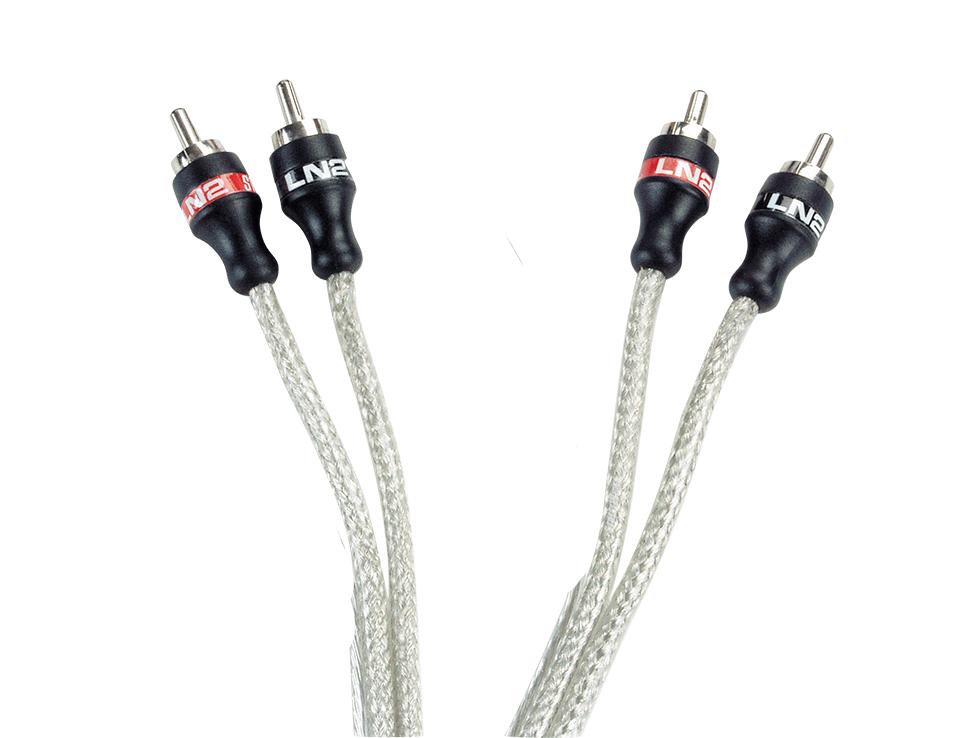 ln235 cheap 2-channel amplifier interconnect
