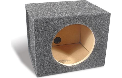 "Picture of Bass Slammer BS110S Single 10"" Sealed Enclosure"