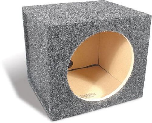 Picture of MTX Bass Slammer BS112S Single 12 inch Sealed Enclosure