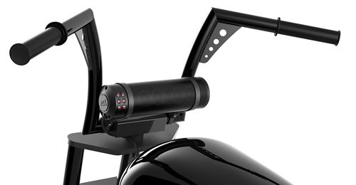 Mudhsb B Universal Bluetooth Motorcycle Handlerbar Sound