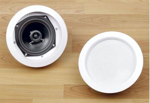 Picture of MUSICA512C 30W RMS 2-way White 8 Ohm Recessed Speaker