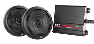 Picture of Harley Davidson 2-Channel Audio Upgrade for 1998-2013 Models