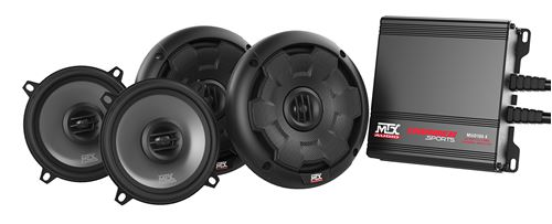 Picture of Harley Davidson 4-Channel Audio Upgrade for 1998-2013 Models