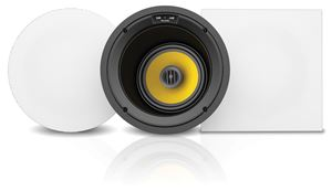 Picture of THUNDER Series T625ACW 6.5 inch Angled 2-Way 100W RMS 6 Ohm In-Wall/In-Ceiling Speaker