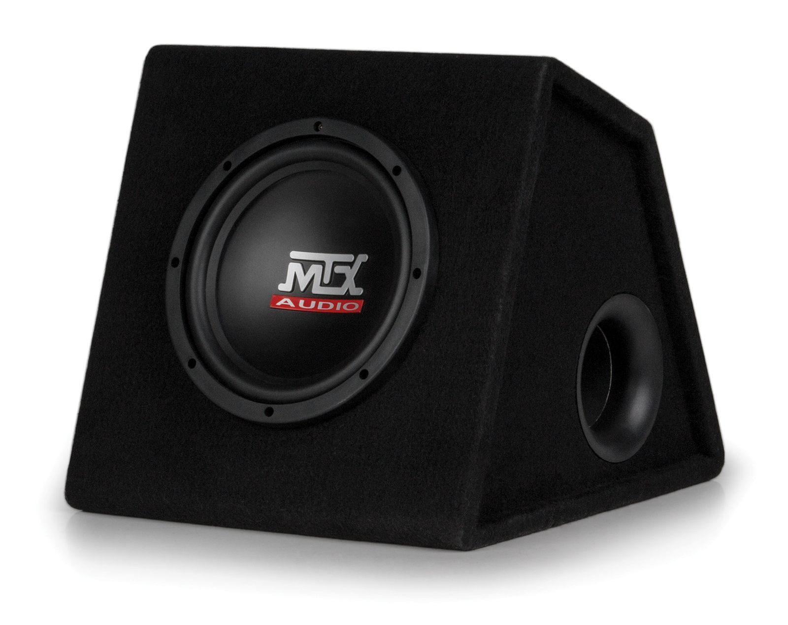Rtp8a Amplified 8 Quot Subwoofer Enclosure Mtx Audio