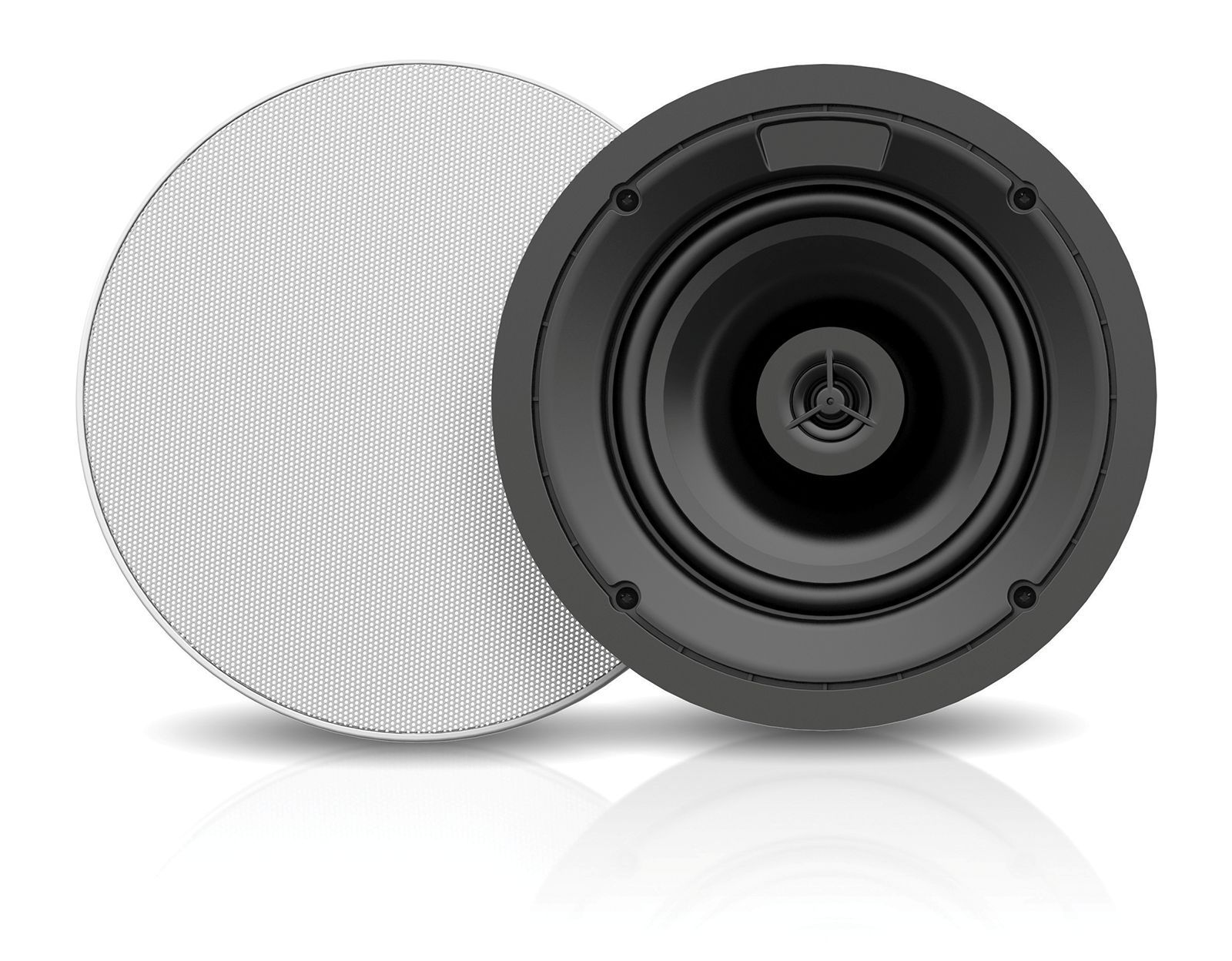 speakers ceiling. picture of icm612 6.5 inch 2-way 50w rms 8 ohm in-ceiling speaker speakers ceiling