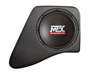 JWULP07FB10-TN Jeep Wrangler JK Subwoofer Enclosure