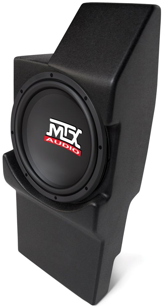 Fits 2007-2013 - Loaded 10 inch 200W RMS 4 Ohm Vehicle Specific Custom  Subwoofer Enclosure