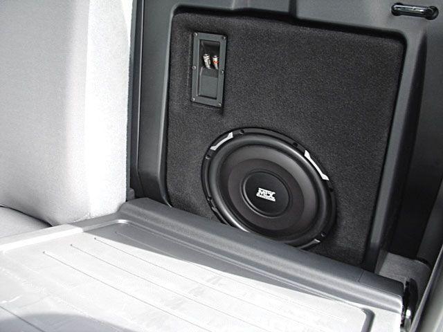 Toyota Tacoma Double Cab 2005 2015 Thunderform Custom