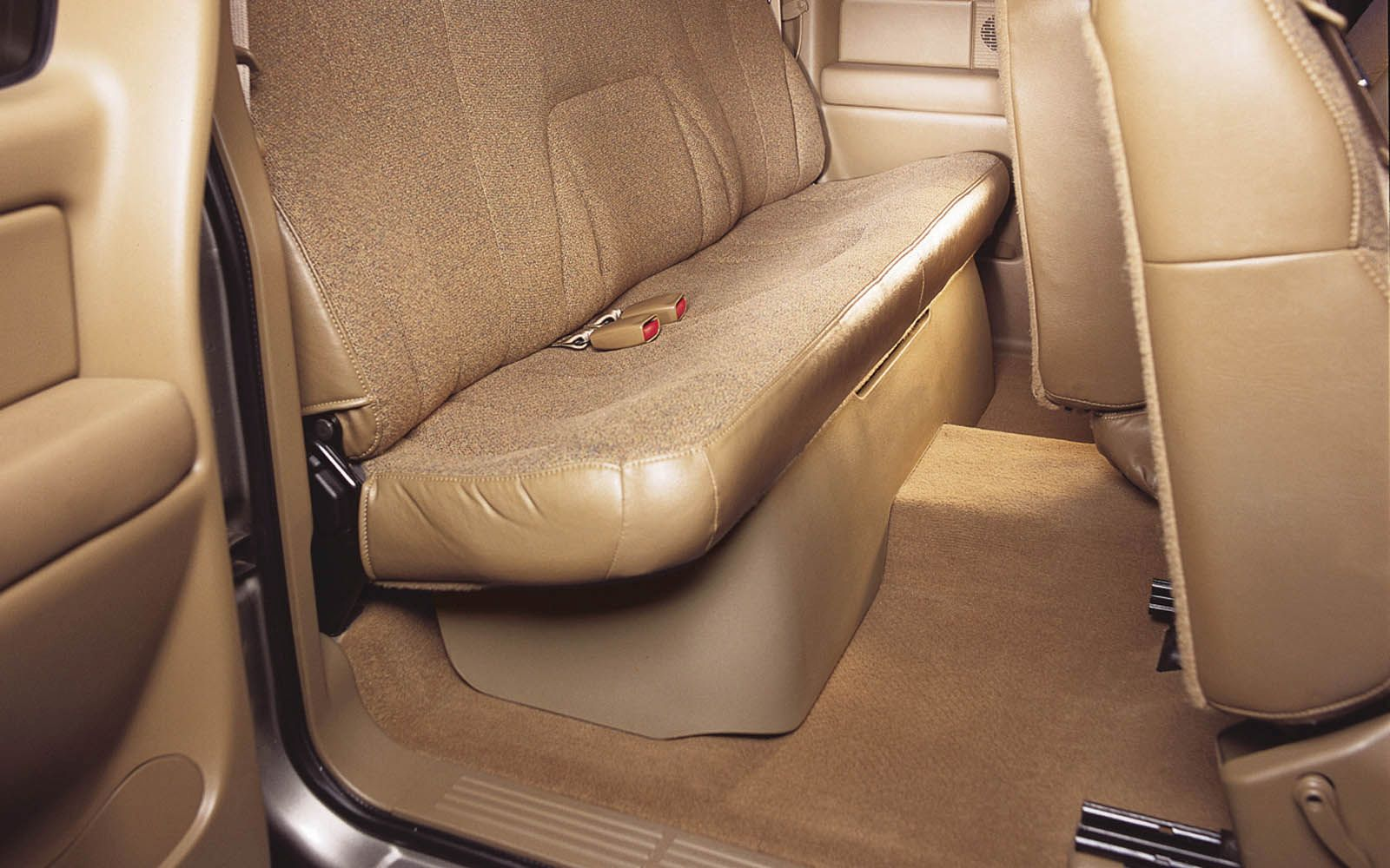 Chevrolet Silverado Extra Cab 1999 2006 Thunderform Custom
