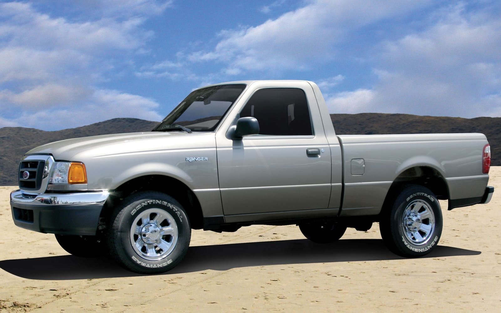 Ford Ranger Regular Cab 1998 2011 Thunderform Custom