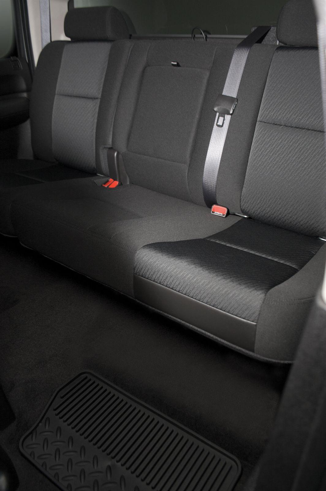 Chevrolet Silverado Crew Cab Loaded Inch W Rms Ohm Vehicle Specific Custom Subwoofer Enclosu