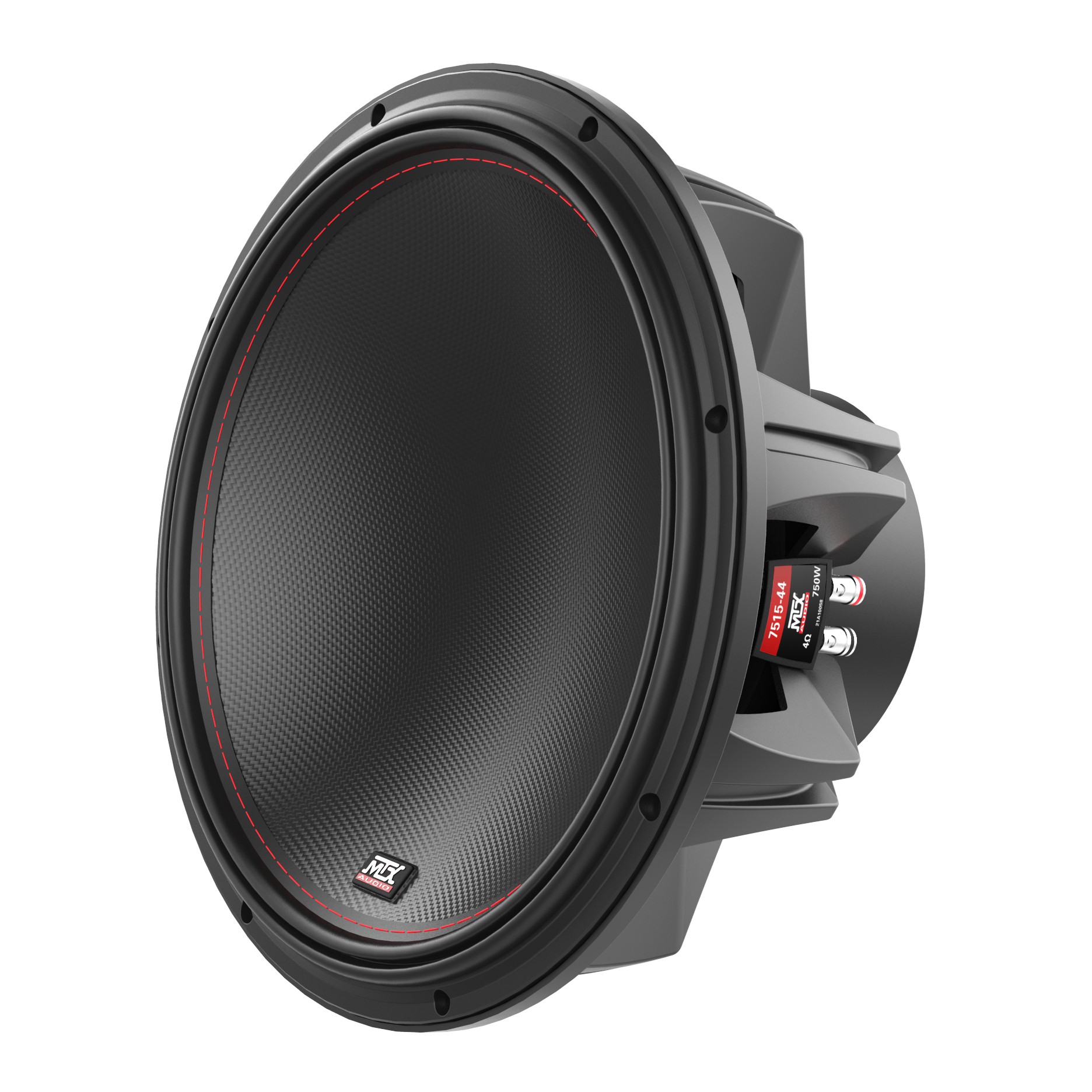 75 Series 15 4 Dual Voice Coil Subwoofer Mtx Audio Serious Wiring Diagram Speaker A About Sound