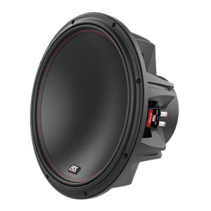 7515-22 Car Audio Subwoofer Front Angle
