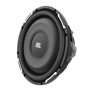 Picture of FPR Series FPR10-02 10 inch 300W RMS 2Ω Shallow Mount Car Audio Subwoofer
