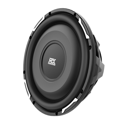 FPR10-02 Shallow Mount Car Subwoofer Angle