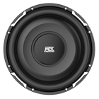 FPR10-02 Shallow Mount Car Subwoofer Front