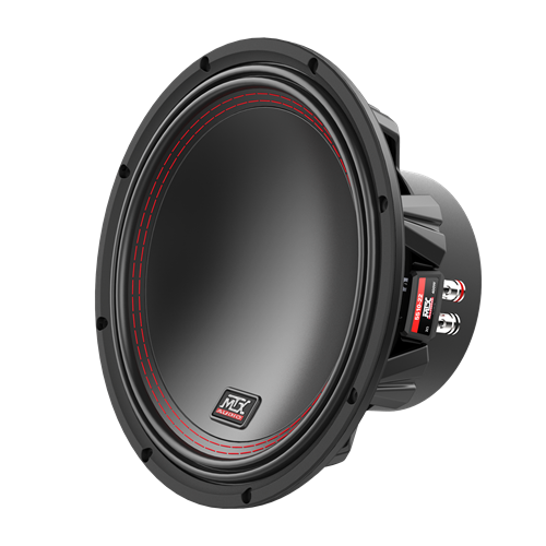 5510-22 Car Audio Subwoofer Front Angle