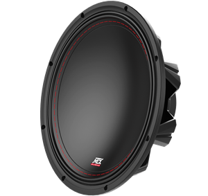 "Picture of 12"" 250-Watt RMS 4Ω Car Audio Subwoofer"