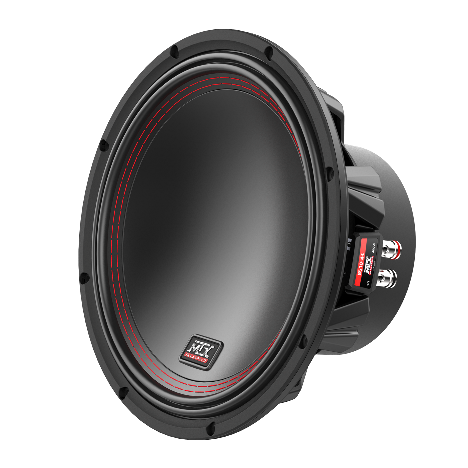 "55 Series 10"" 4Ω Dual Voice Coil Subwoofer 