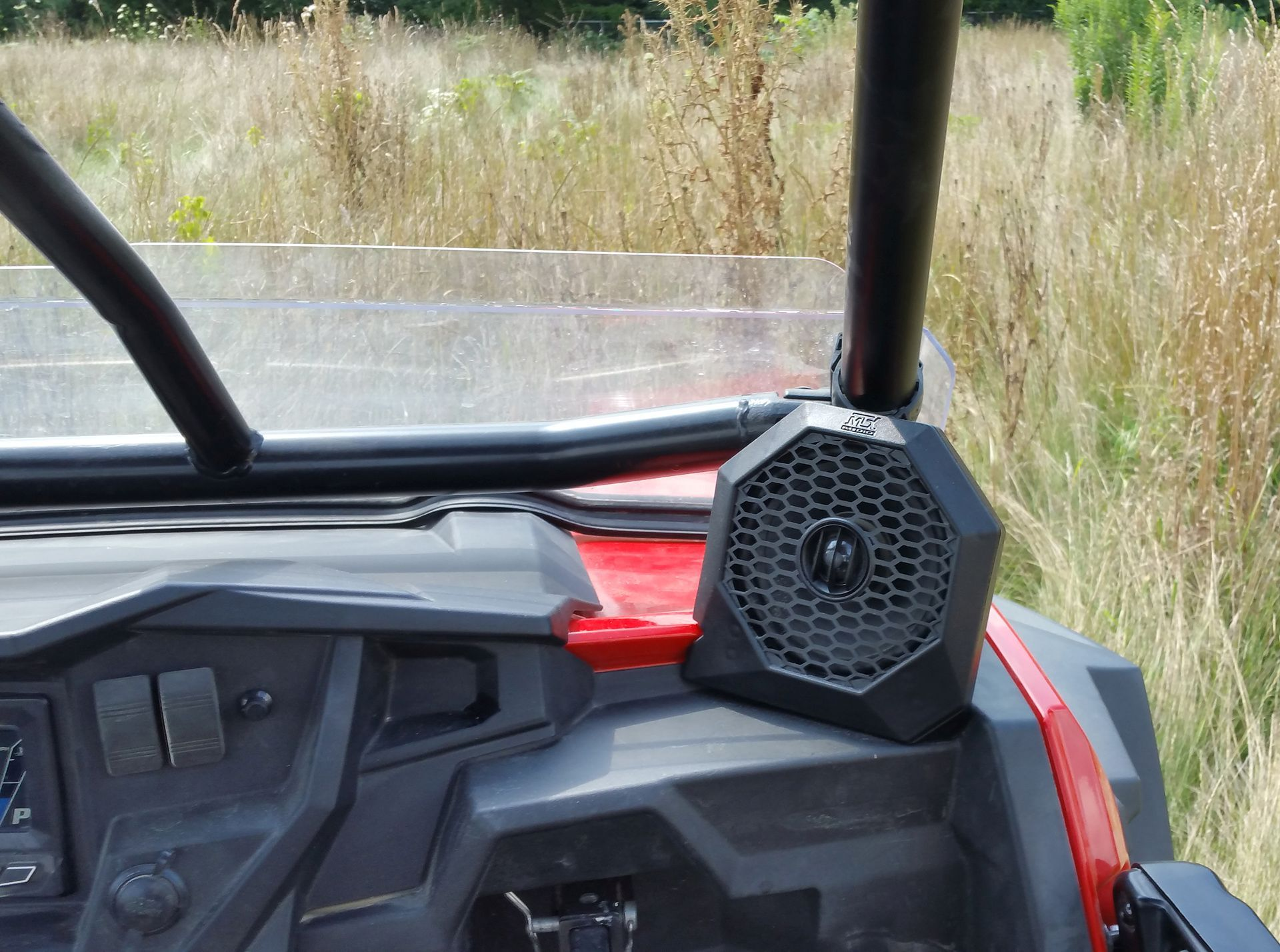 Rzrpod65 6 5 Quot Dash Mount All Weather Speaker Pods For Use