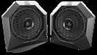 RZRPOD65 Dash Pod Speakers