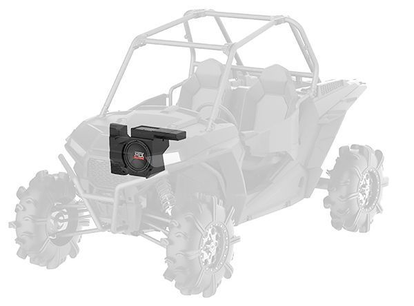 Rzrbt4 Bluetooth Audio System For Polaris Rzr Xp1000 And