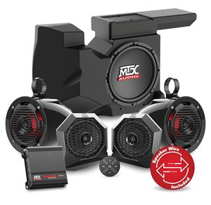 RZRBT4 RZR Audio Package