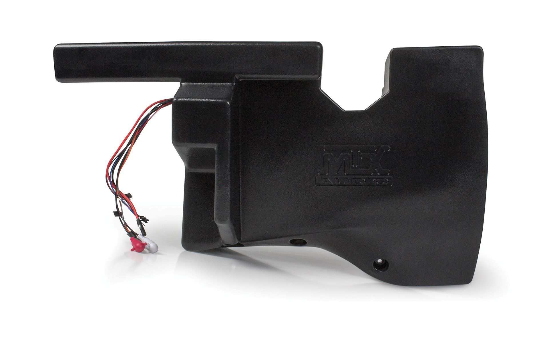 Rzrxp 10 Amplified Subwoofer Enclosure For Use On Select Polaris Rzr Wiring Models Mtx Audio Serious About Sound