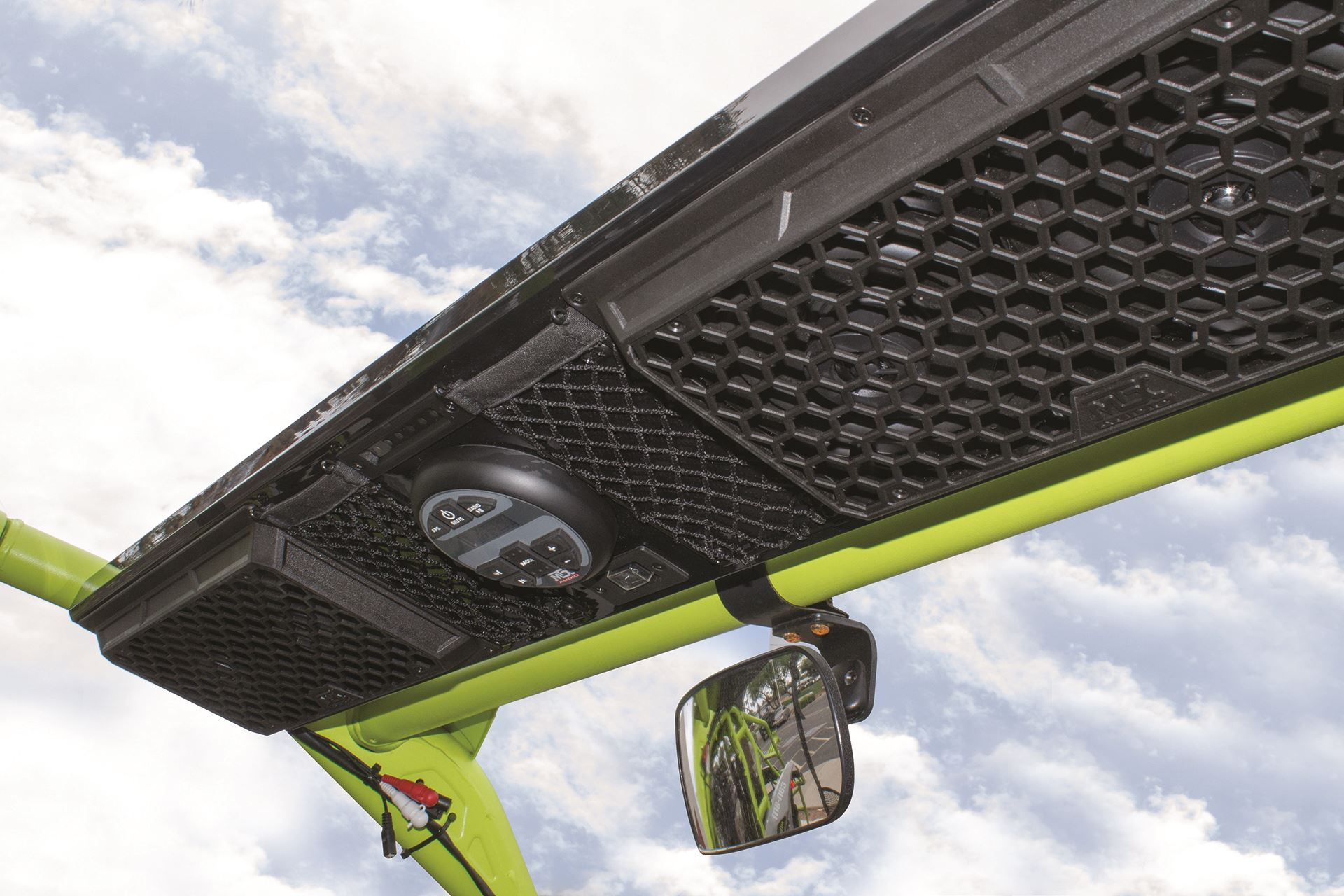 Releases ORV Bluetooth Overhead Audio