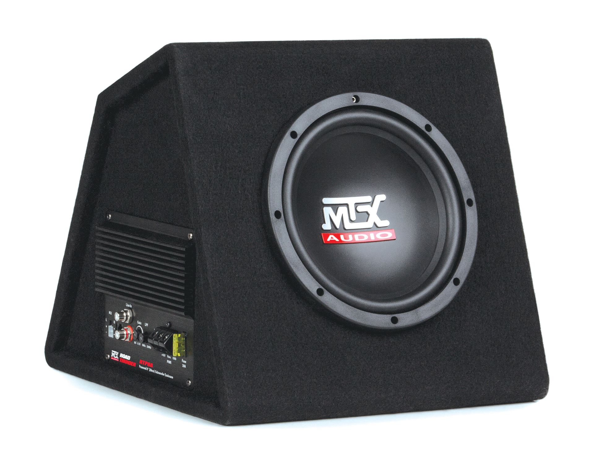 MTX Audio Releases 8\