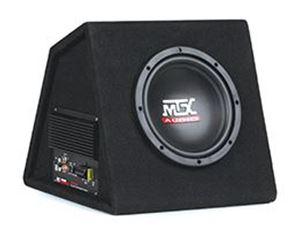 "MTX Audio Releases 8"" Powered Subwoofer Enclosure"