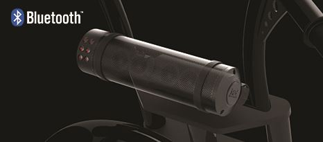 MUDHSB-B Bluetooth Motorcycle Soundbar
