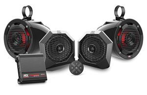 Picture of Polaris RZR Bluetooth Enabled Four Speaker Audio System
