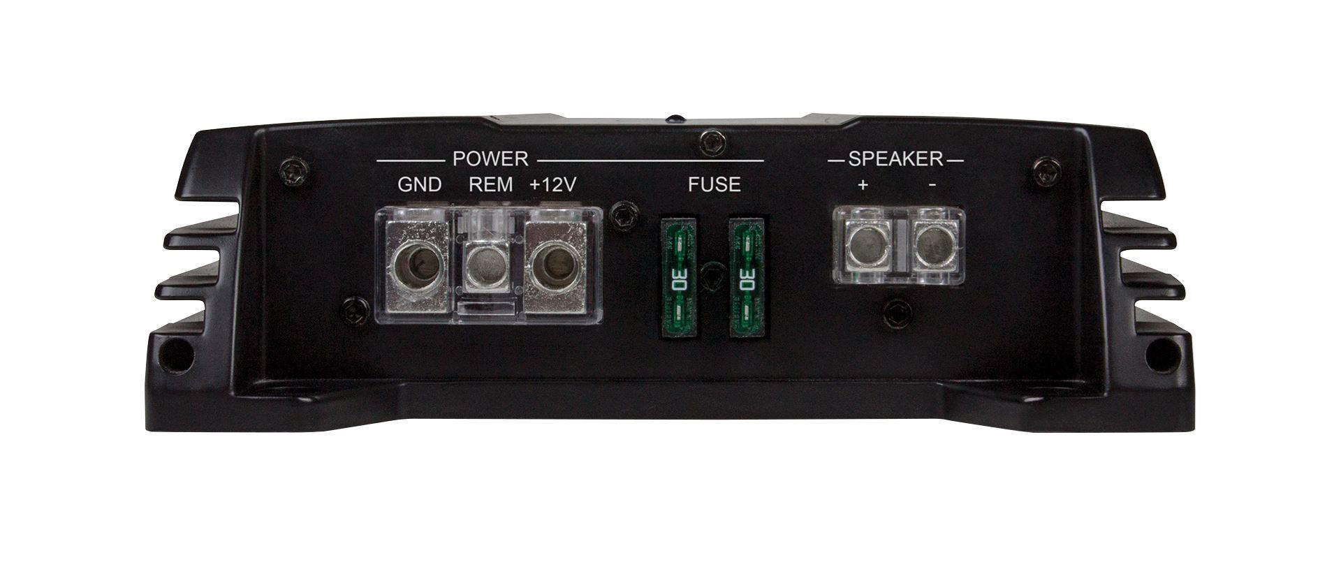 tnp212d2 dual 12 subwoofer enclosure and amplifier party package rh mtx com Termiator MTX mtx tna251 amp manual