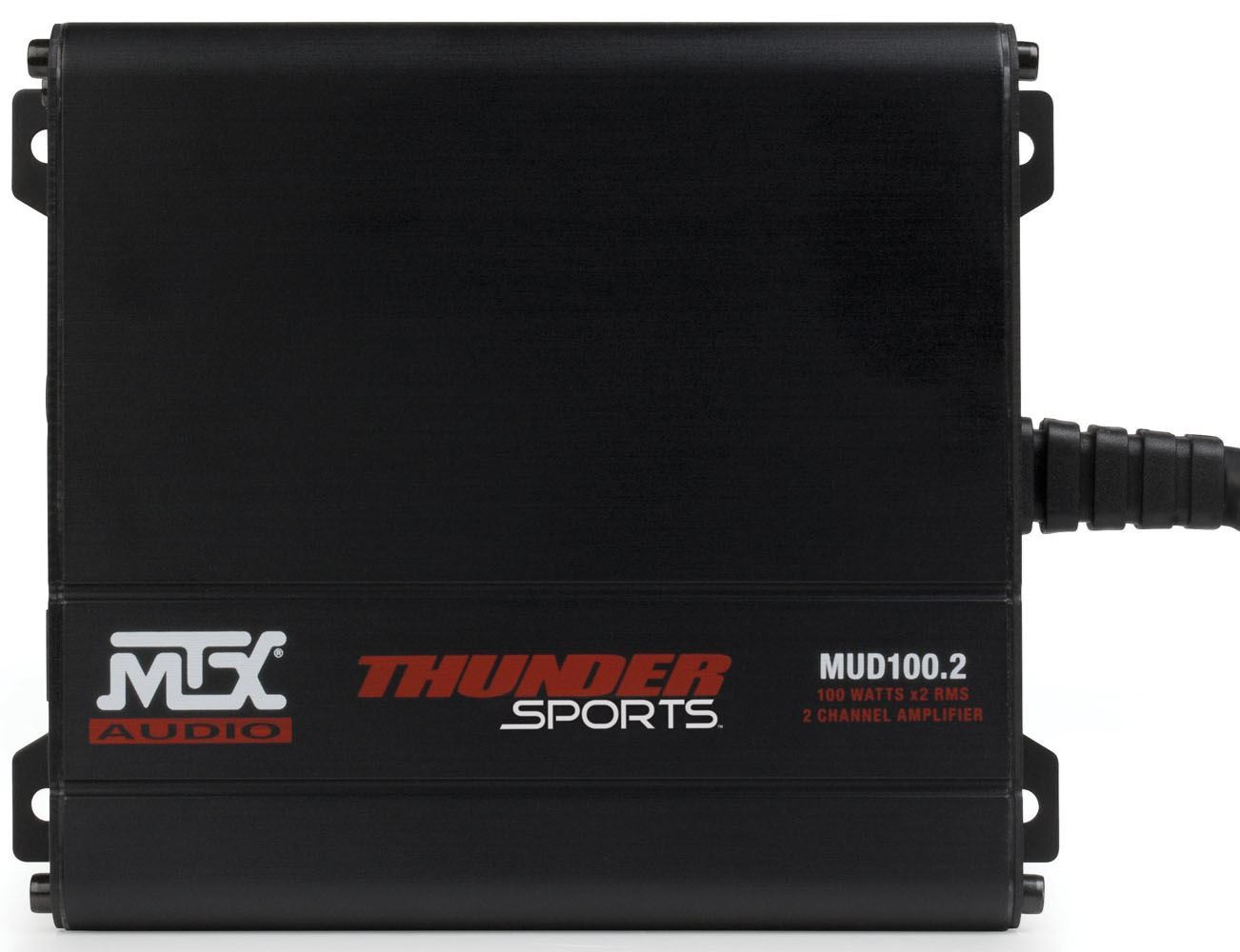 Mud Series 200 Watt Rms 2 Channel Full Range Cld All Weather Powersports Amplifier Mtx Audio Serious About Sound