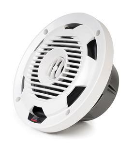 "Picture of 7.7"" 75-Watt RMS 4Ω Coaxial Marine Speaker Pair"