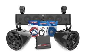 Picture of Bluetooth Soundbar and Rear Speaker Package for Honda Pioneer