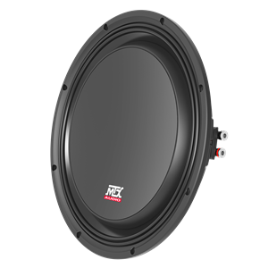 "Picture of 12"" 300-Watt RMS 4Ω Car Audio Shallow Subwoofer"