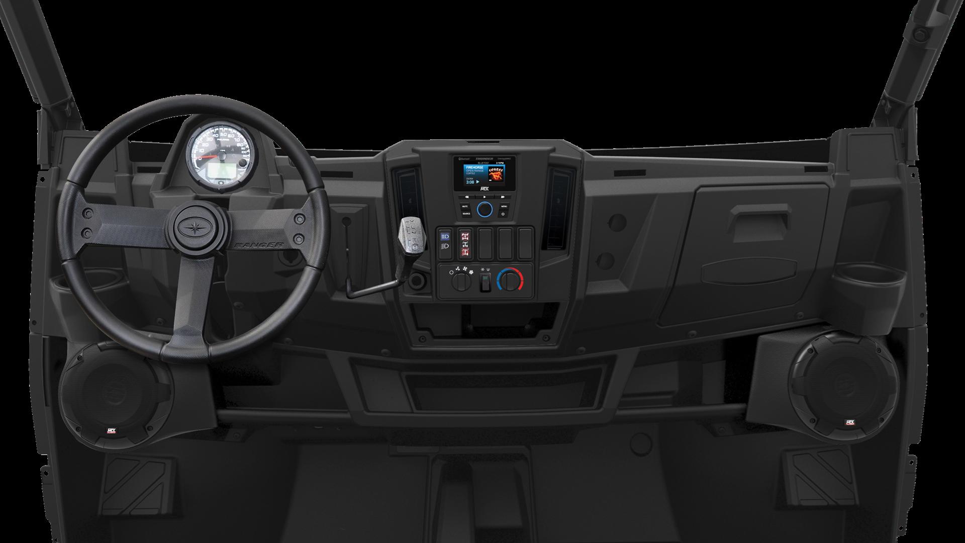 Rangersystem1 Level 1 Complete Audio System For Polaris