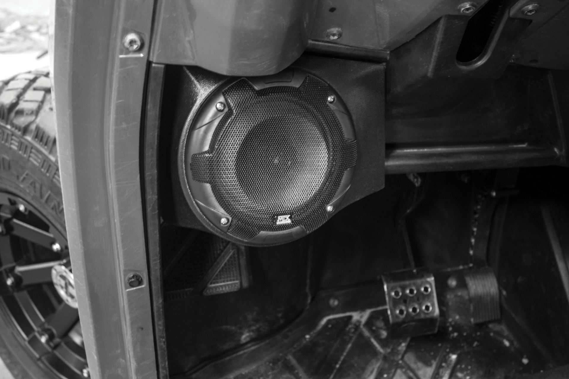 Rangersystem1 Level 1 Complete Audio System For Polaris