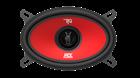 "Picture of 4"" x 6"" 2-Way 40-Watt RMS 4Ω Coaxial Speaker Pair"