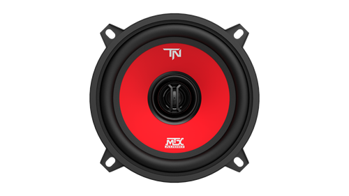 "Picture of 5.25"" 2-Way 35-Watt RMS 4Ω Coaxial Speakers"