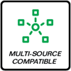 Multi-Source Compatible